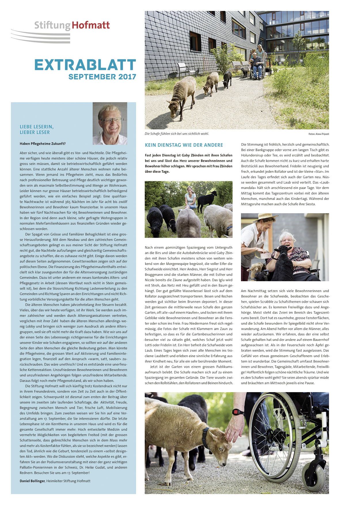 Extrablatt September 2017